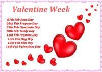 Download Valentine's Week 2020 Latest Photos