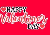 Happy Valentine's Day 2020 Wishes