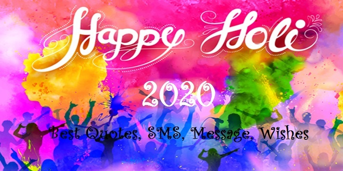 Holi Message & Quotes 2020