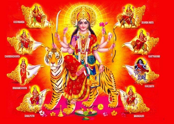 Happy Navratri Images 2020