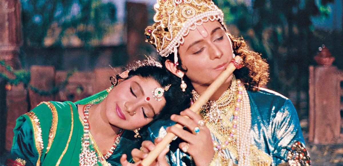DD National Shri Krishna Timings & Start Date