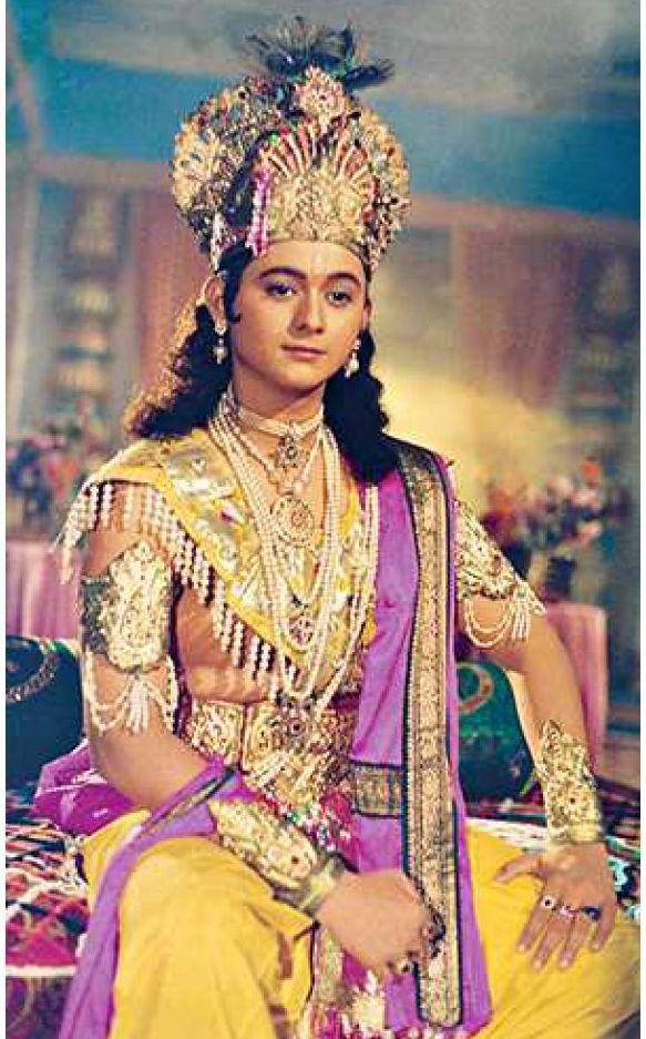 Doordarshan Shri Krishna Start Date & Telecast Timings on DD National