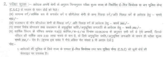 Rajasthan Sahayak Radiographer Recruitment 2020