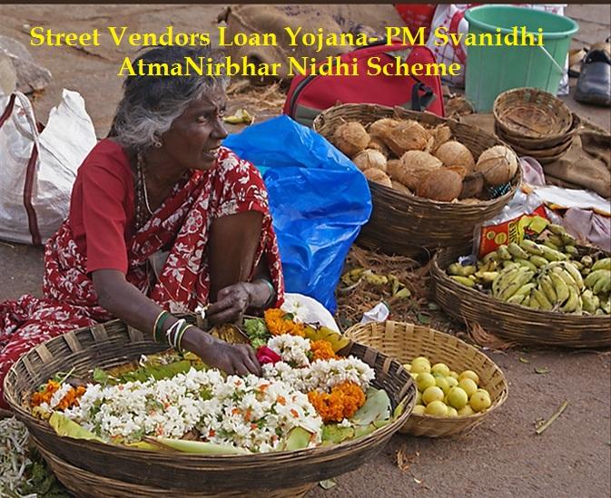Street Vendors Loan Yojana