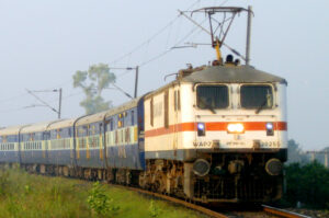 Indian Railway to start Real Time Information System RTES for Live train location