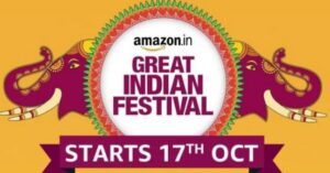 Amazon Great Indian Festival Sale 2020 Smart Watches & Fitness Trackers Offers