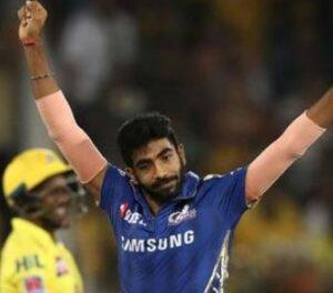 IPL 2020 Jasprit Bumrah