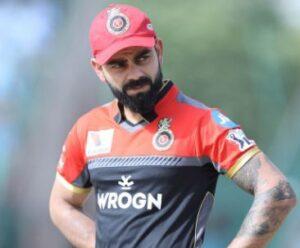 IPL 2020 Virat Kohli
