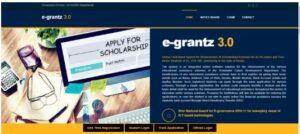 E-Grantz 3.0 Portal Registration 2021
