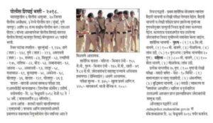 Maharashtra Police Bharti 2021 Notification